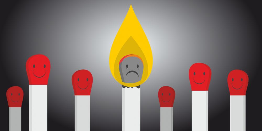 burn-out als groeimogelijkheid